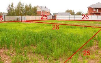 Раздел земельных участков, особенности